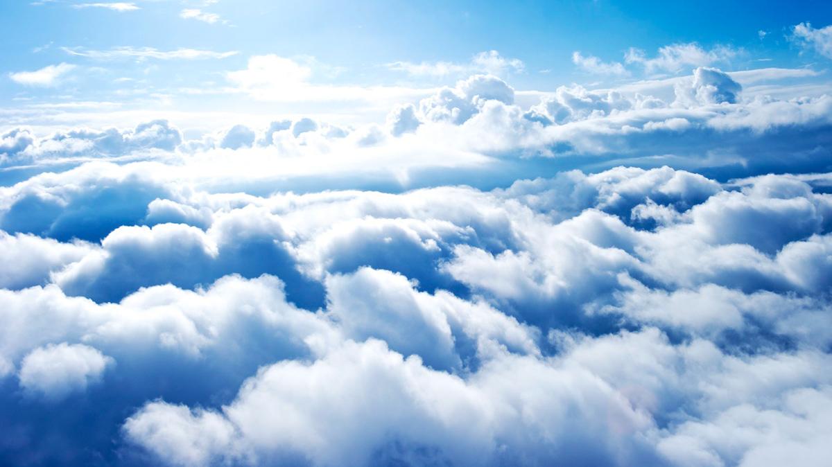 Conhecido Formação das Nuvens- Descubra como acontece! - Seagirl PX99