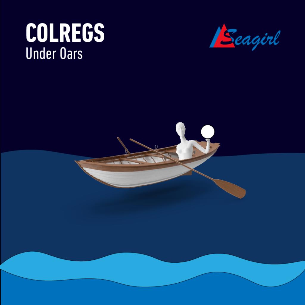 under oars